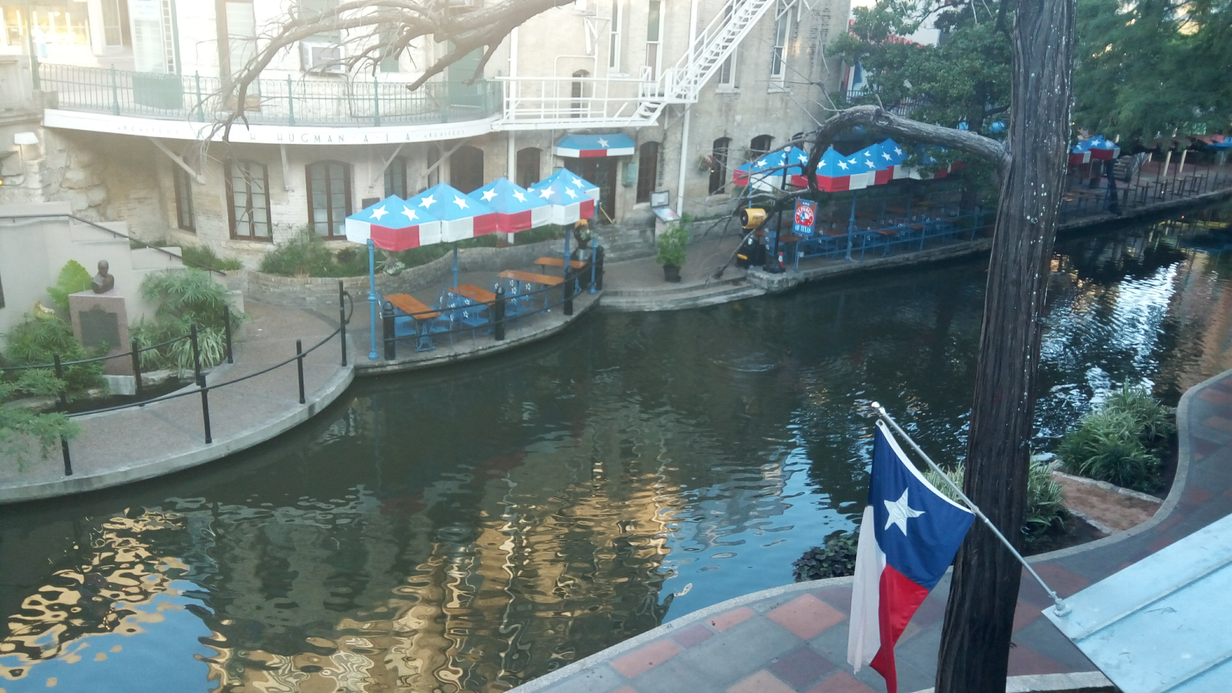 The Republic of Texas Riverwalk