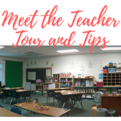 Meet the Teacher Tour and Tips