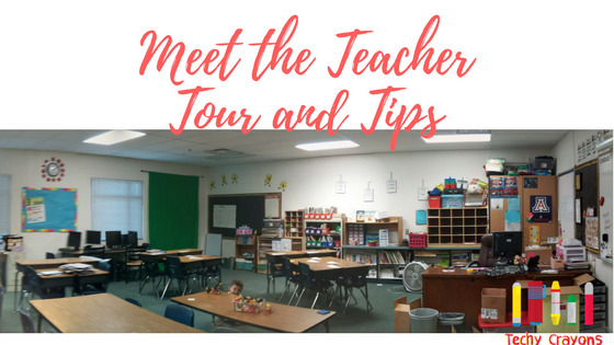 Meet the Teacher Tour and Tips
