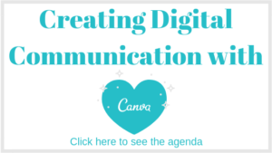 Creating Digital Communication with Canva